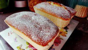 עוגת גבינה שיוצאת מושלמת בכל תבנית