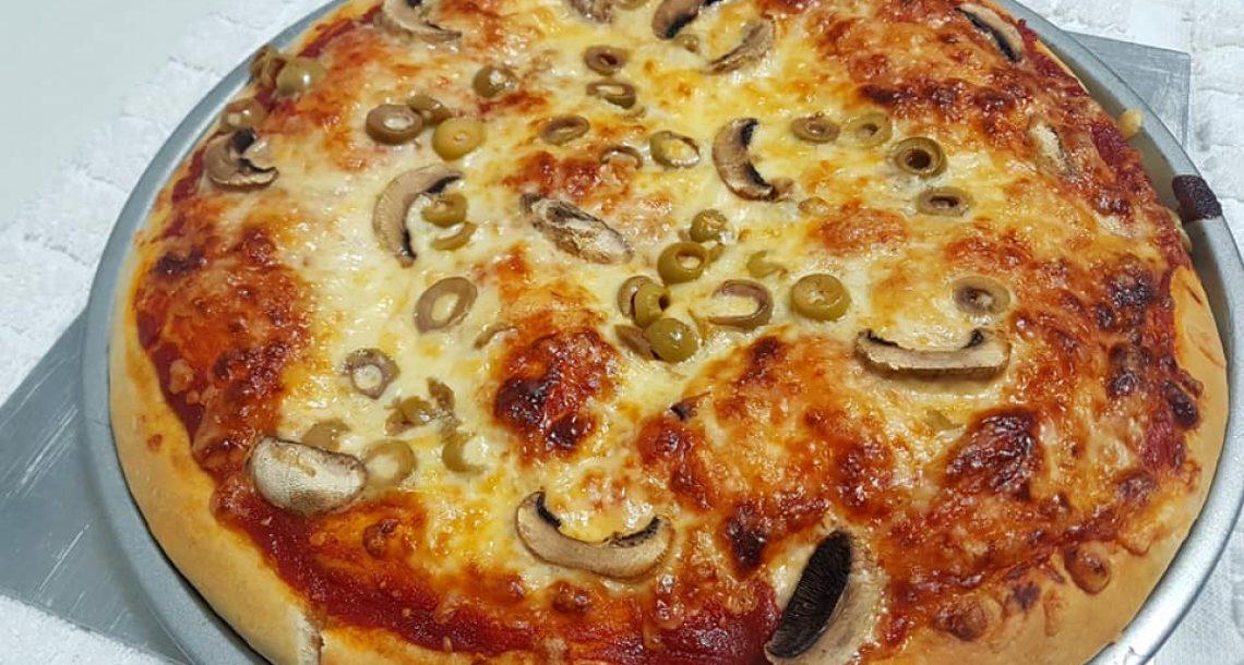 אין כמו פיצה ביתית