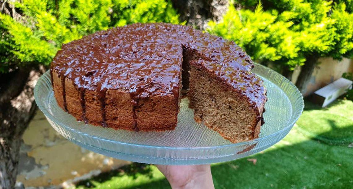 העוגת קפה שוקולד הכי קלה טעימה ואוורירית שתכינו – תתכוננו להתמכר