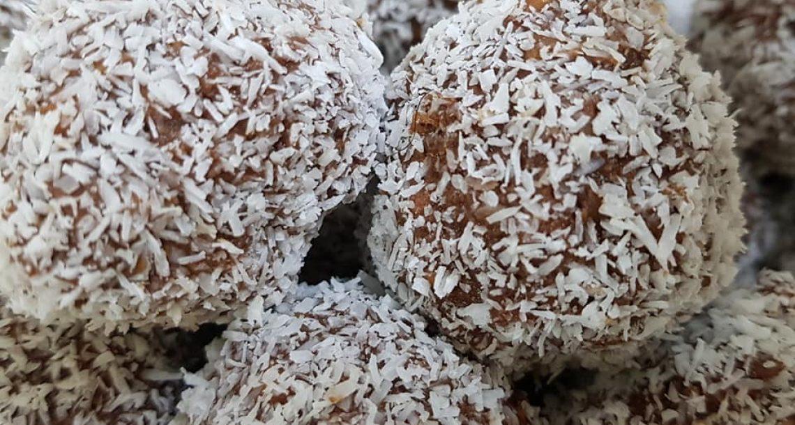 כדורי שוקולד לפינוק הנכדים