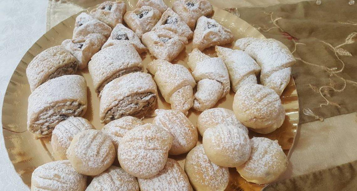 כמה סוגי עוגיות מבצק אחד