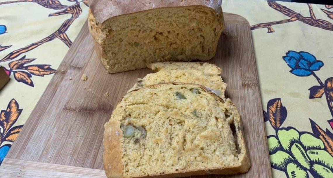 לחם איטלקי ביתי – בסיר ג'חנון
