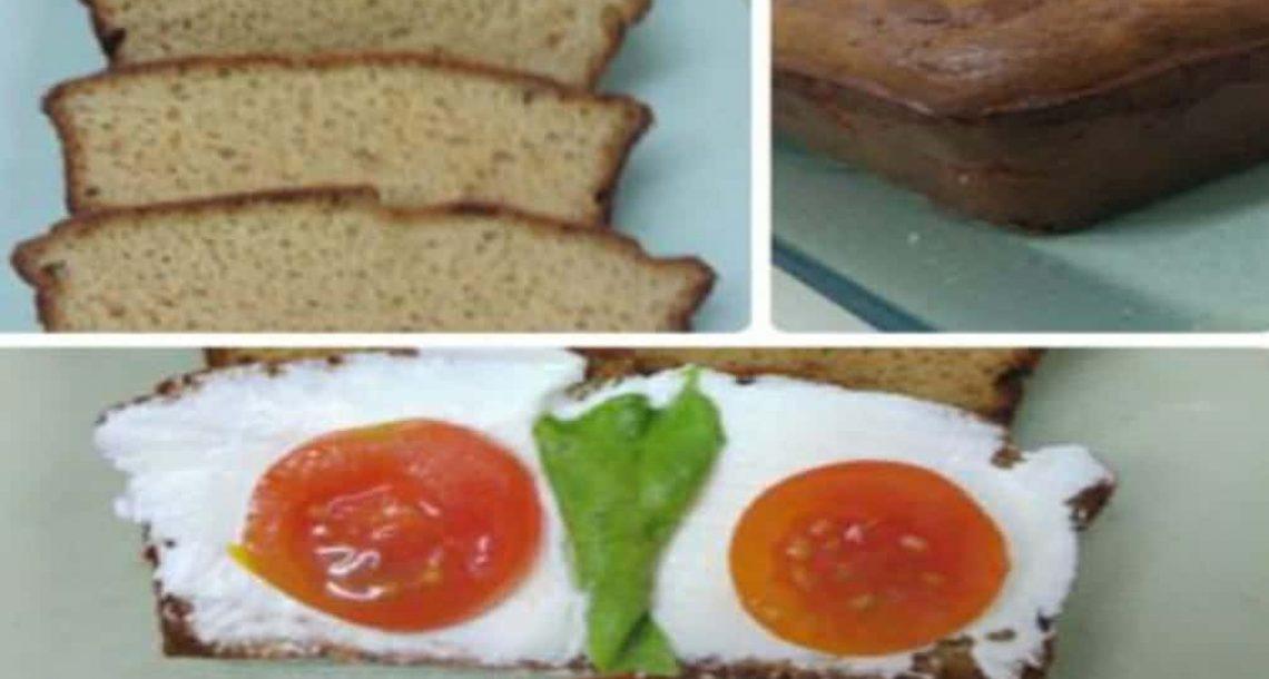 לחם טחינה (כשר לפסח)