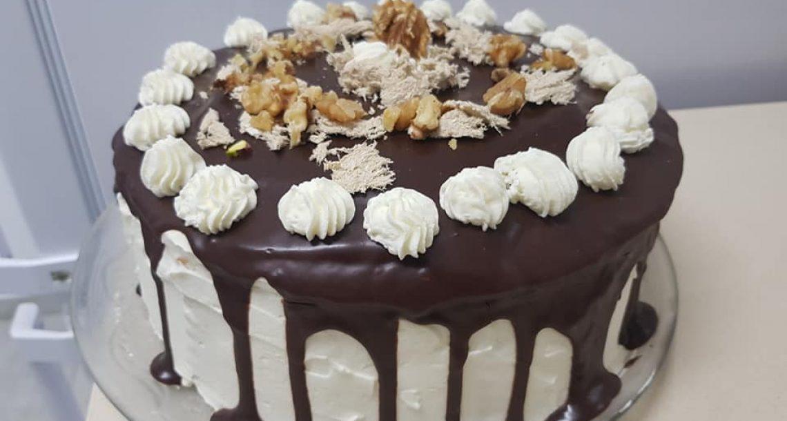 מלכת השבת – עוגת ביסקוויטים קרה