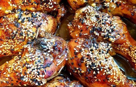 מנה היסטרית של עוף