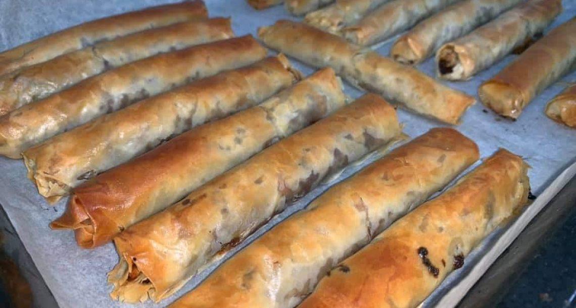 סיגרים קראנצ׳ מתוק חריף