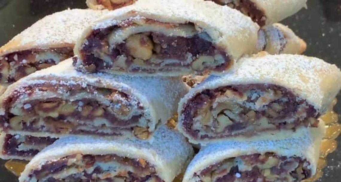 עוגיות בצק פלאים – ללא סוכר ביצים ומרגרינה