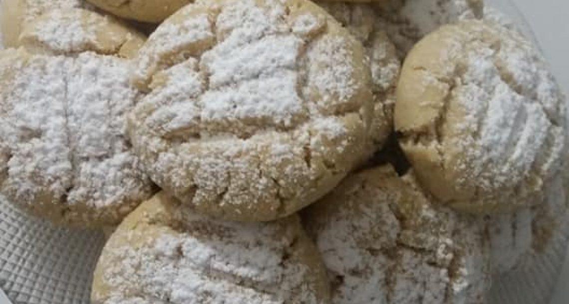 עוגיות טחינה משגעות – רכות ונמסות בפה
