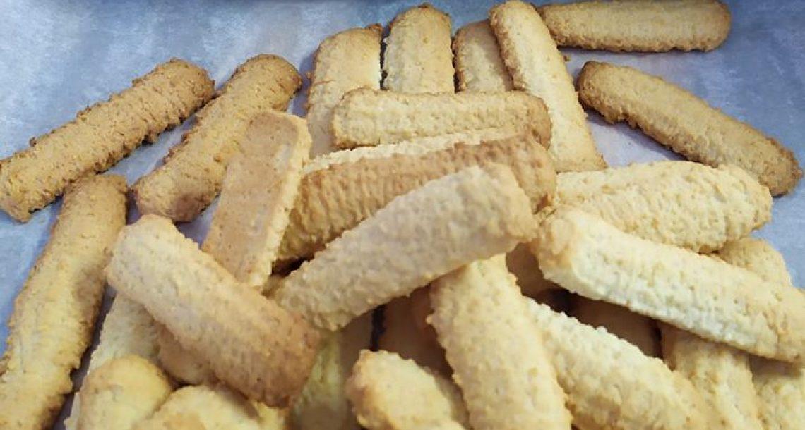 עוגיות מכונה עם קוקוס ושקדים – מתאים עם קפה או תה של הבוקר
