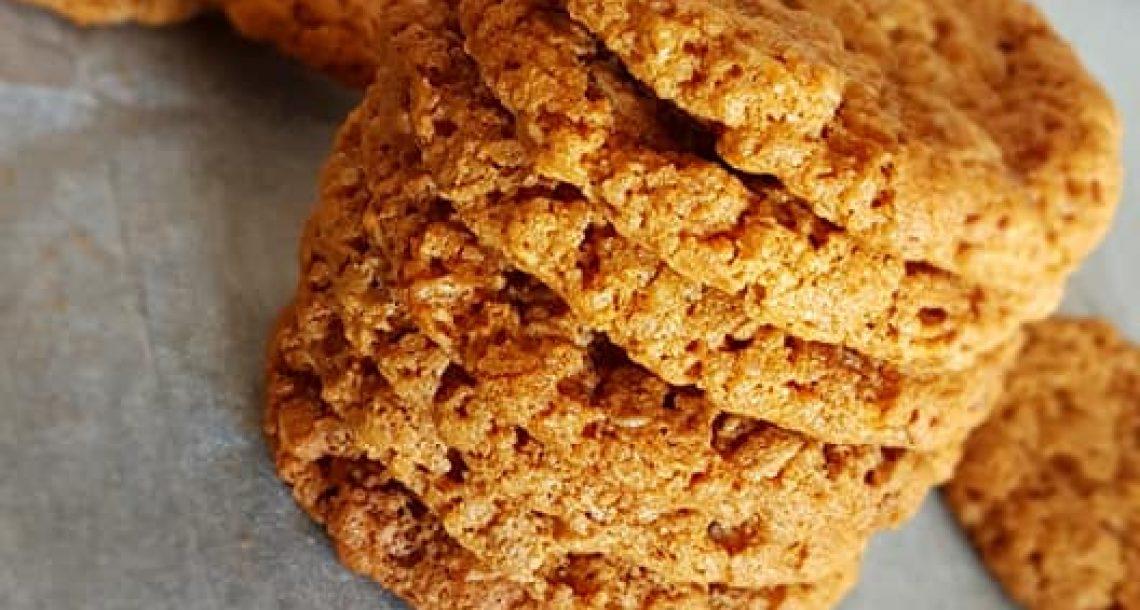 עוגיות קווקאר וחמאת בוטנים – כמה שהן טעימות