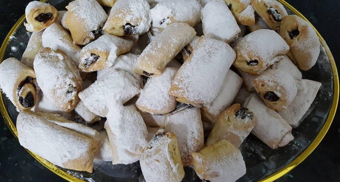 עוגיות תמרים בשיא המהירות
