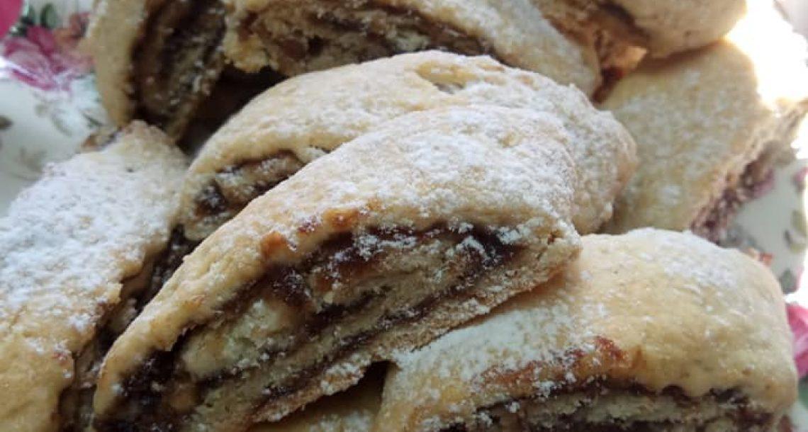 עוגיות תמרים נמסות בפה