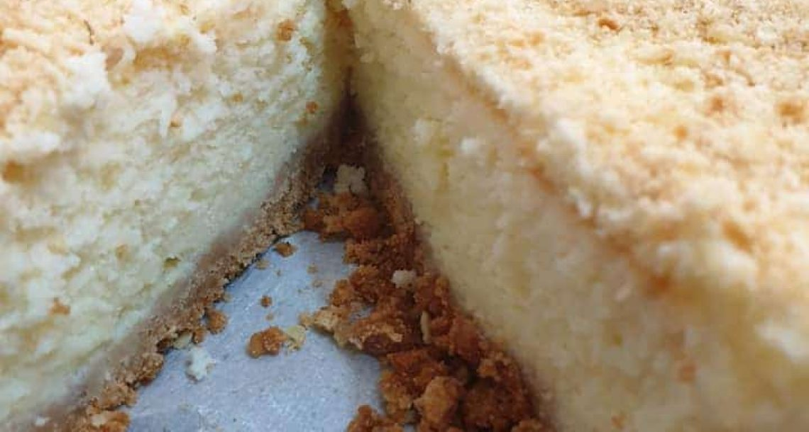 עוגת גבינה טעימה בטירוף