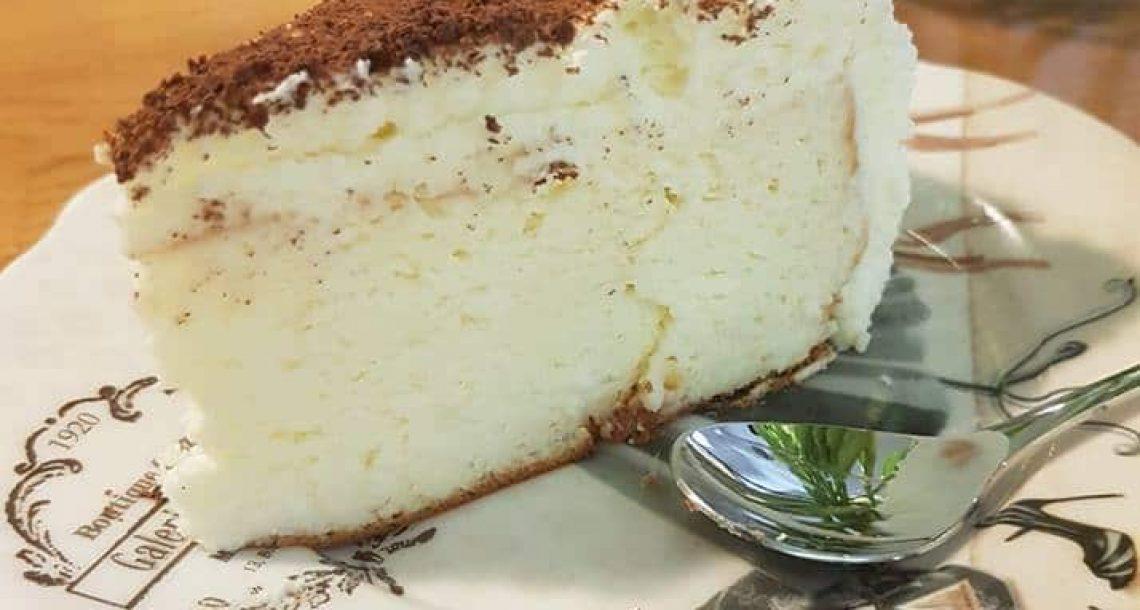 עוגת גבינה טעימה – עוגת השבת שלי