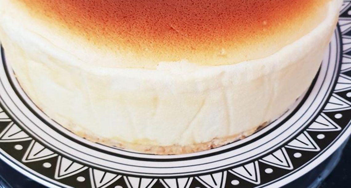 עוגת גבינה – שלמות של עוגה