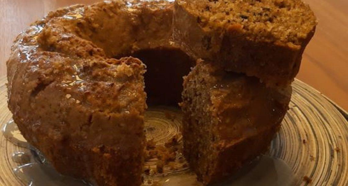עוגת גזר
