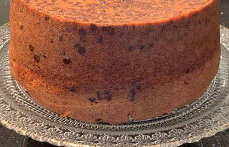 עוגת טורט ומיני שוקולד ציפס – ללא הפרדת ביצים! קלה להכנה!! כל אחד יכול