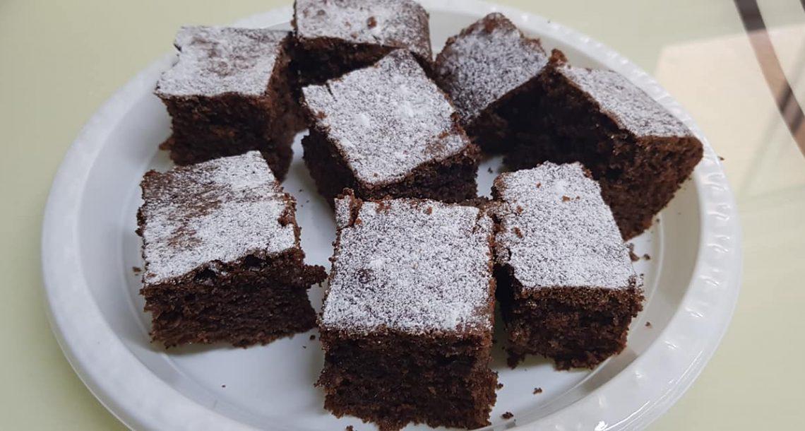 עוגת נוטלה פשוטה ומאוד טעימה