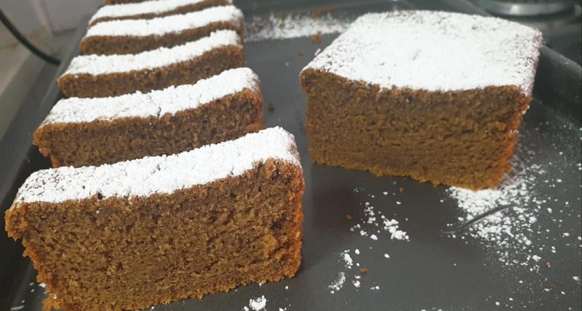 עוגת נס קפה – איזה ניחוחות בבית