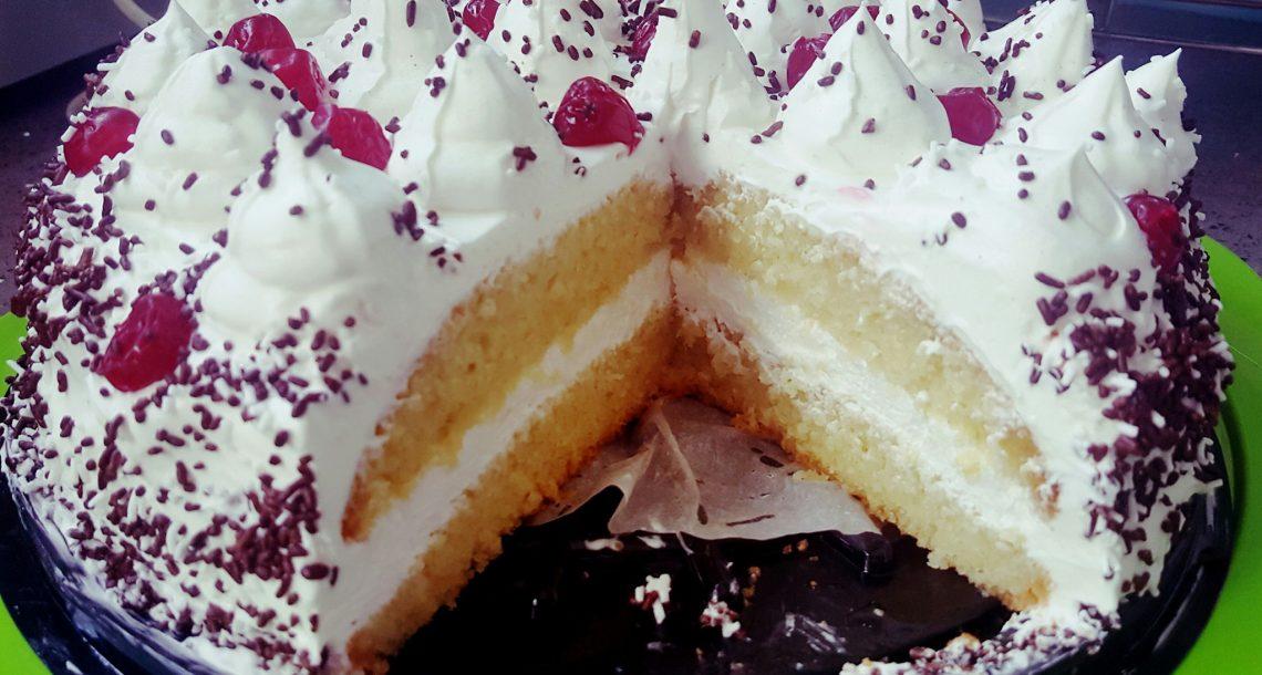 עוגת סברינה מדהימה