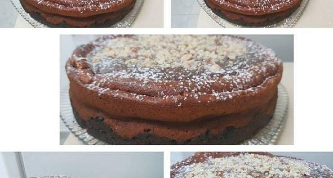 עוגת פאג' גבינה כשרה לפסח