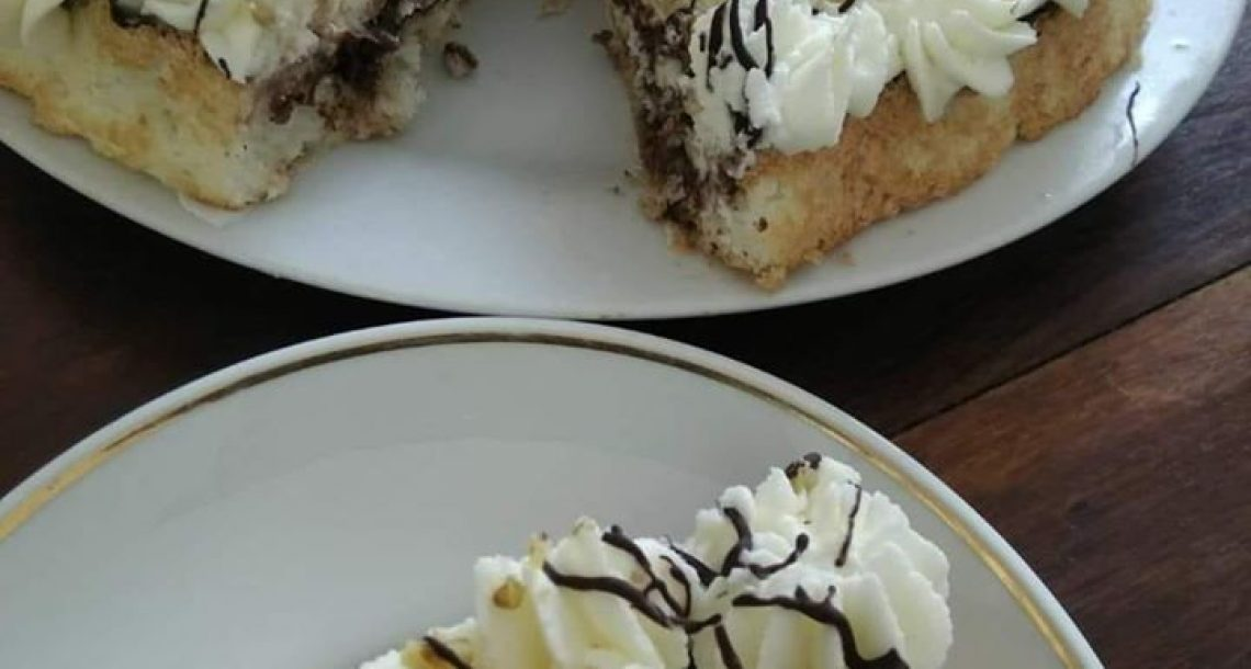 עוגת קוקוס מיוחדת לפסח