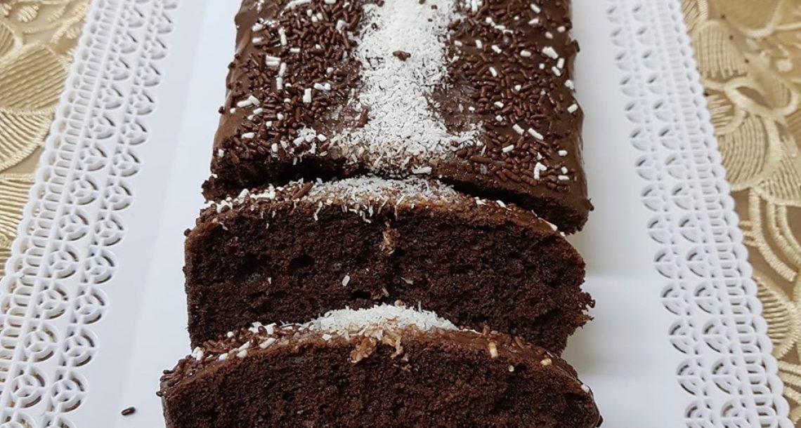 עוגת שוקולד – הכול בקערה אחת