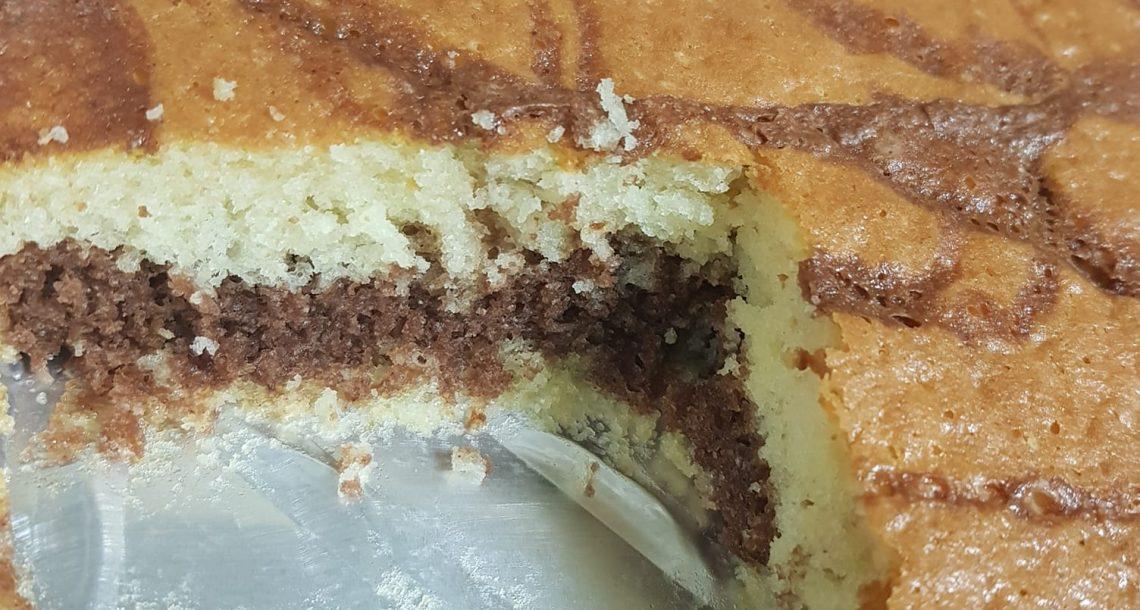 עוגת שיש הכי פשוטה הכי טעימה