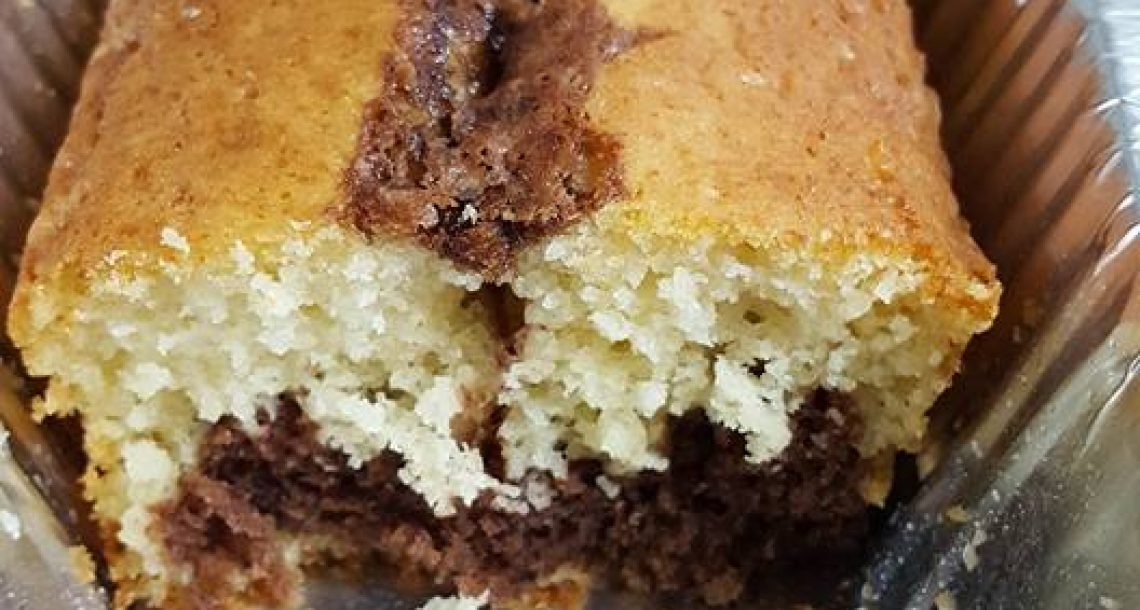 עוגת שיש פשוטה וטעימה
