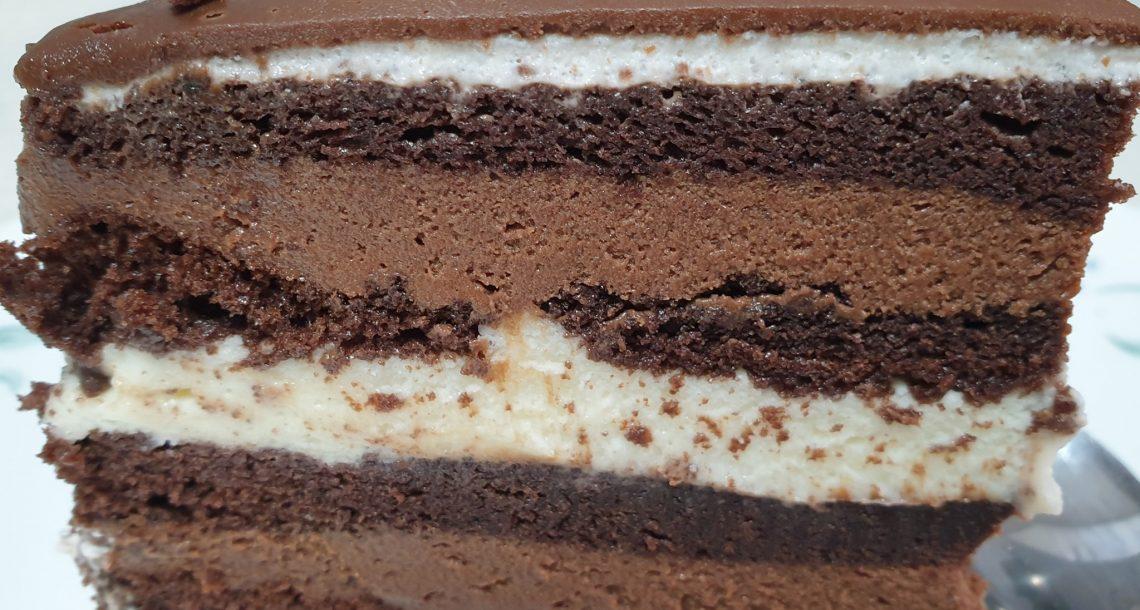 עוגת שכבות – שווה כל ביס