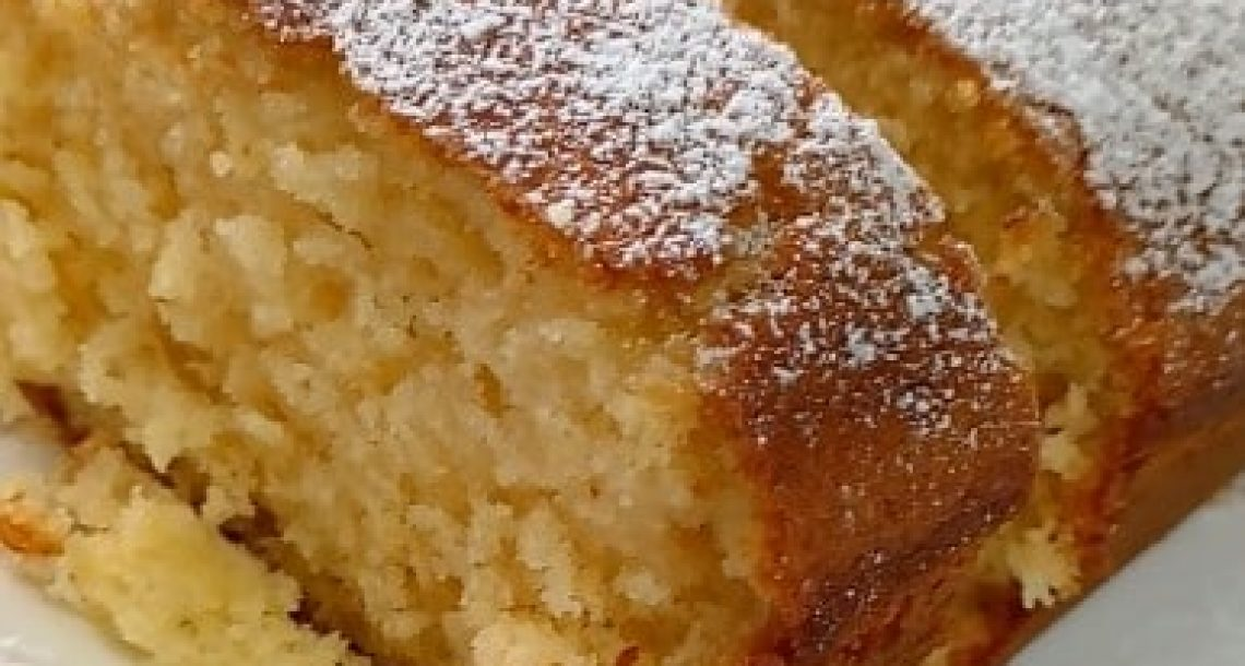 עוגת תפוזים בחמש דקות פשוטה וטעימה