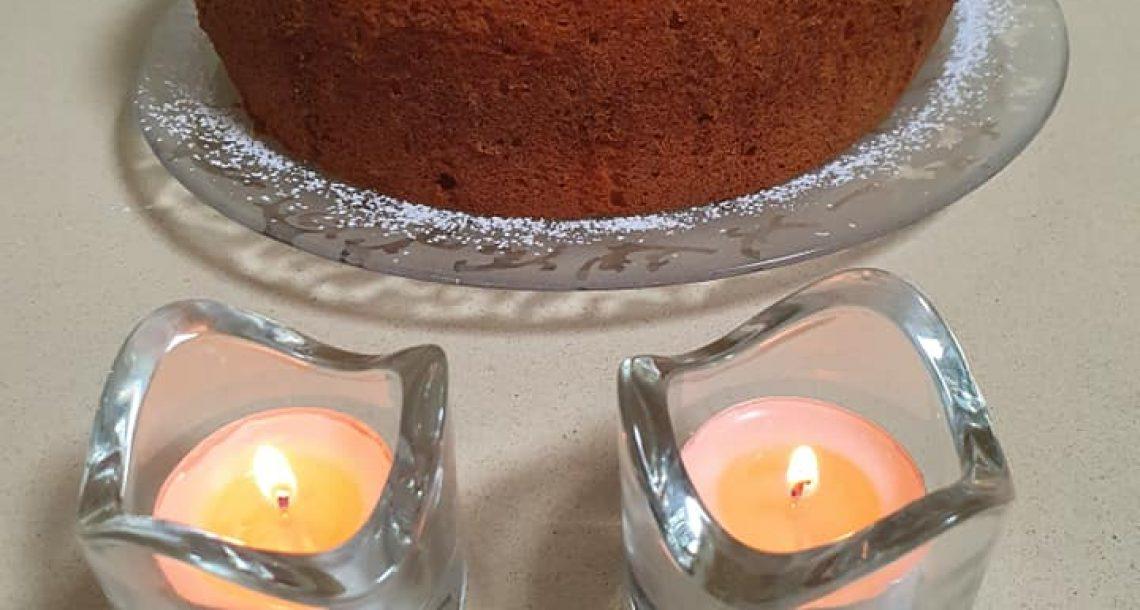 עוגת תפוזים לכבוד שבת