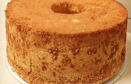עוגת תפוזים סוף