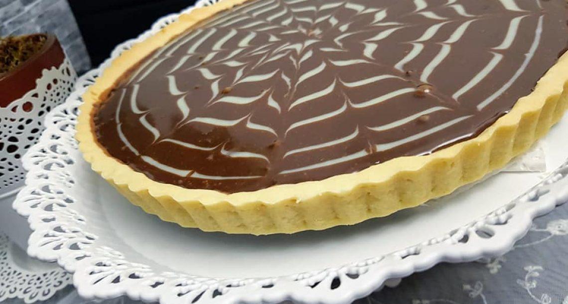 פאי שכבות שוקולד מושלם!