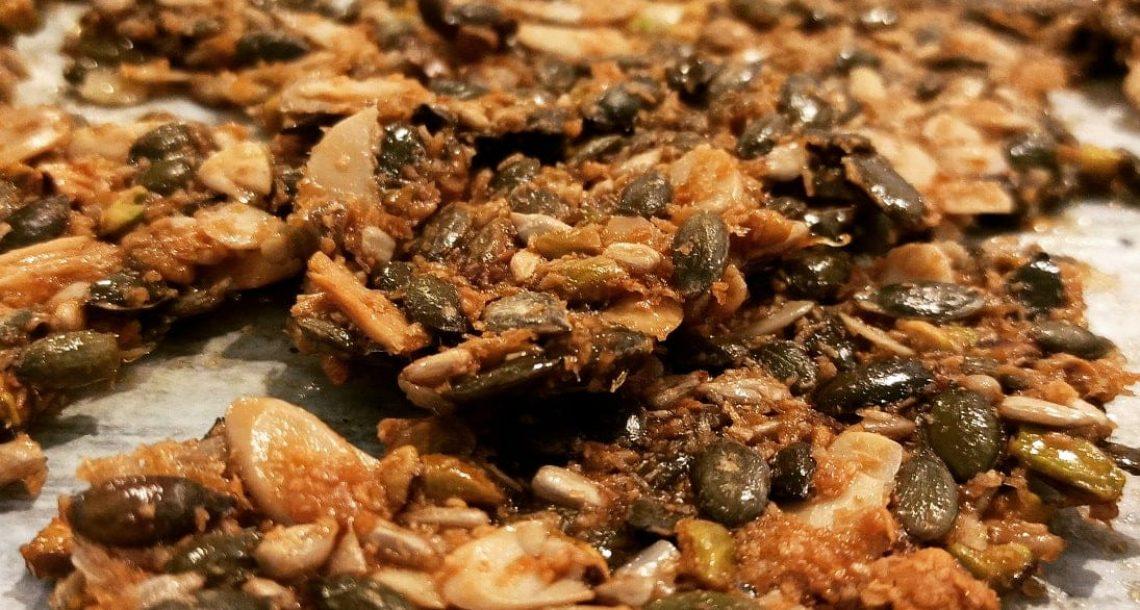 קרקרים פיצוחים – אי אפשר להפסיק לאכול אותם