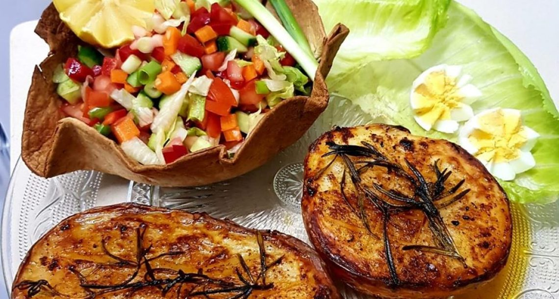 תפוחי אדמה בתנור – אליפות