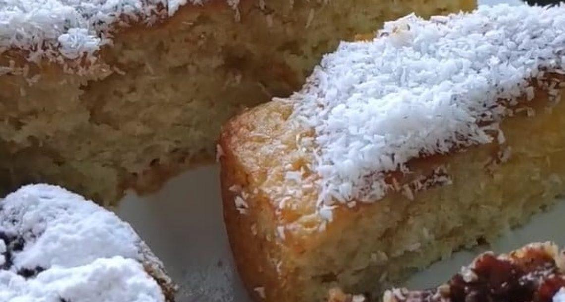 2 עוגות טעימות עוגת תפוחים ועוגת מייפל
